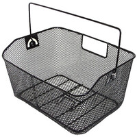 Bicycle  M-Wave Basket Wire Rear W/Handle