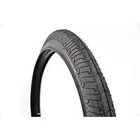 "KHE BMX BIKE TYRE MAC2+, Black, 20""x2.30"", STREET"