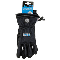 M-Wave Gloves Windprotector Anthracite Medium
