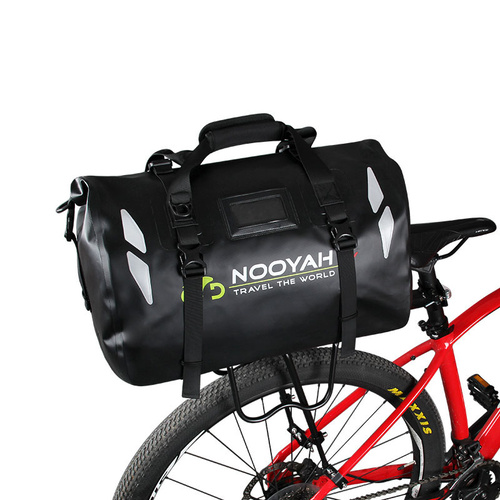 Nooyah 40L waterproof Bike Pannier Bag Motorcycle Dry Duffel Bag